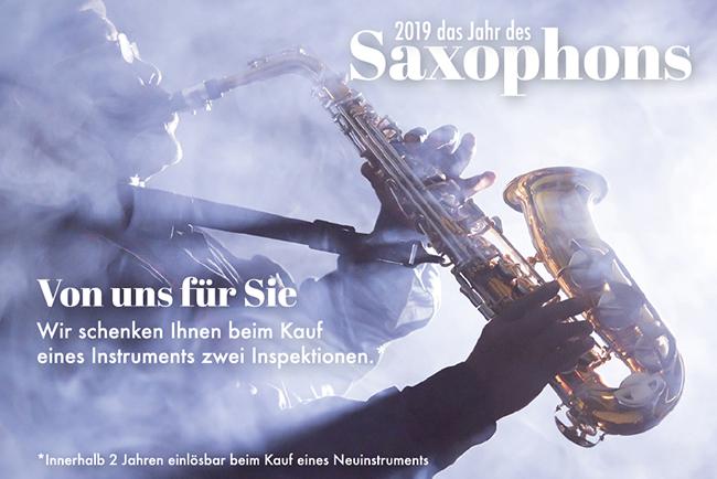 Musikwerkstatt in Hofheim - Rüdiger Saxservice