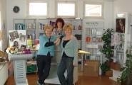 Team des Friseurstudios Fuchs in Leinfelden-Echterdingen