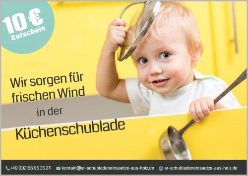 Firmenprofil von: Wir sorgen für frischen Wind in der Küchenschublade