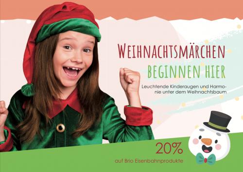 Firmenprofil von: Weihnachtsmärchen beginnen hier – Hotzenplotz Spielwaren GbR