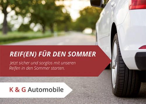 Firmenprofil von: Winterreifen ade – Sommerreifen hallo!
