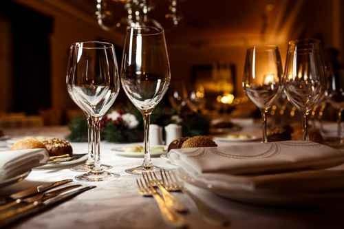 Firmenprofil von: Kulinarische Highlights in außergewöhnlicher Atmosphäre