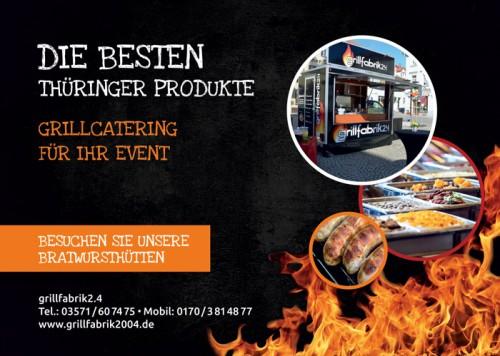 Firmenprofil von: Erleben Sie Thüringer Grillgenuss