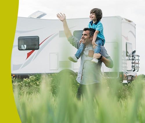 Firmenprofil von: Noch kein Urlaubsziel geplant? Nicht warten - starten: Quer durch  Europa mit dem Wohnmobil