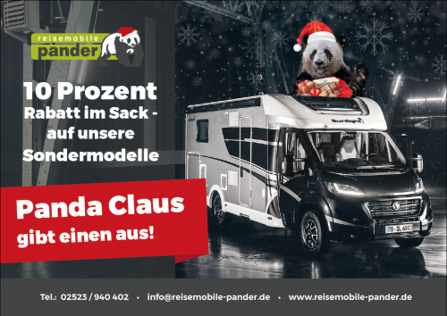 Firmenprofil von: Reisemobile Pander