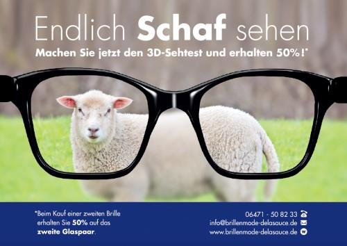 Firmenprofil von: Endlich Schaf sehen