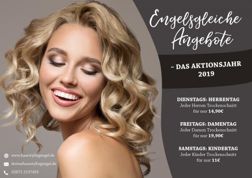Firmenprofil von: Haarstyling Engel