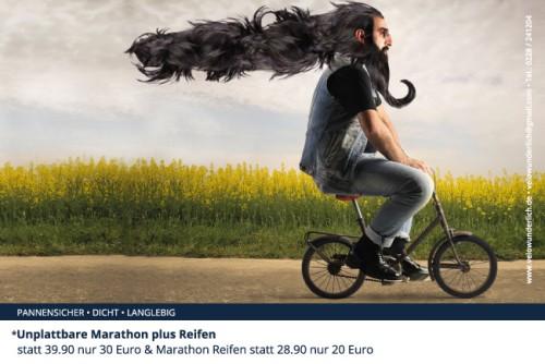 Firmenprofil von: Unplattbare Marathon plus Reifen