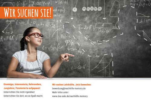 Firmenprofil von: Unterrichten, wo Lernen Spaß macht