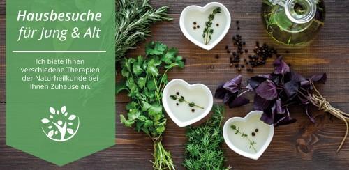 Firmenprofil von: Die heilenden Kräfte der Natur kommen zu Ihnen nach Hause