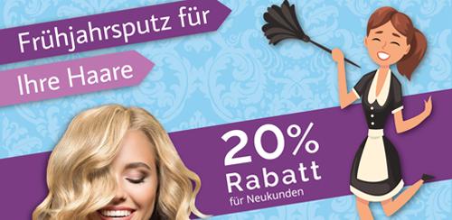 Firmenprofil von: Gutes für Ihr Haar – atmosphair in Nürnberg