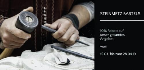 Firmenprofil von: Steinmetz Bartels | Ideen in Stein gemeißelt